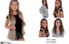 Anna Lydia Fifi Kids Agência de modelos e atores mirins