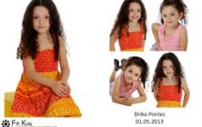 Drika Pontes Fifi Kids Agência de modelos e atores mirins