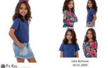 Julia Bortone Fifi Kids Agência de modelos e atores mirins