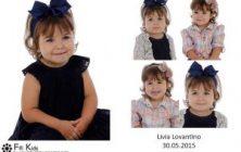 Livia Lovantino Fifi Kids Agência de modelos e atores mirins