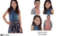 Yasmin Castro Fifi Kids Agência de modelos e atores mirins